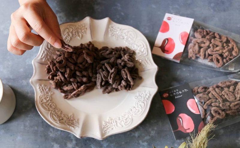 鉄分や栄養バランスが良い、美チョコ「なつめのチョコチップ」