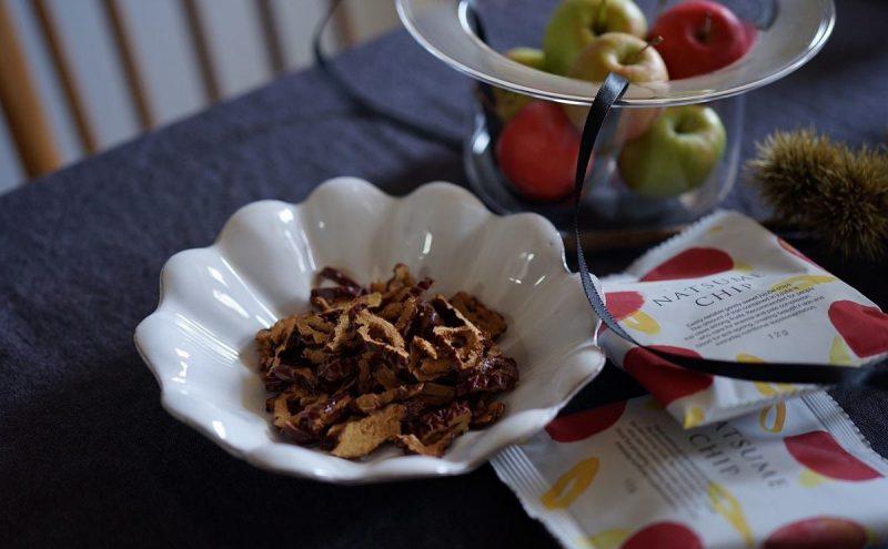 【はじめてのお客様へ】はじめてのお客様へなつめいろの「なつめチップ」と「なつめのお茶」のお試しセット