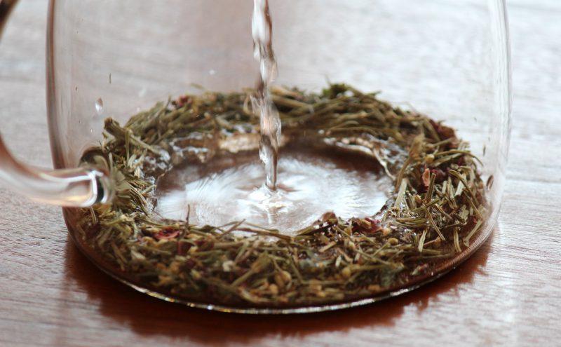 美がテーマのなつめいろのお茶