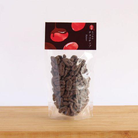 なつめのチョコチップはカカオポリフェノールがたっぷり含まれています