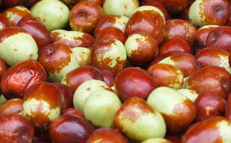 なつめいろの棗が美味しい理由