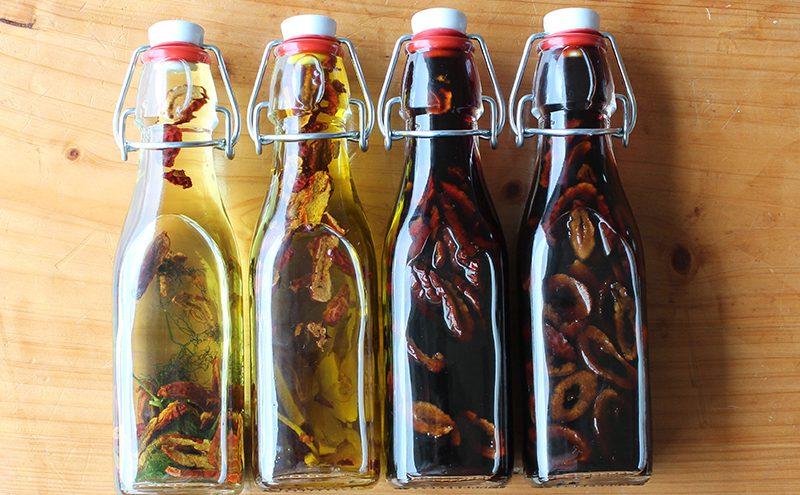 なつめオイル・醤油の画像