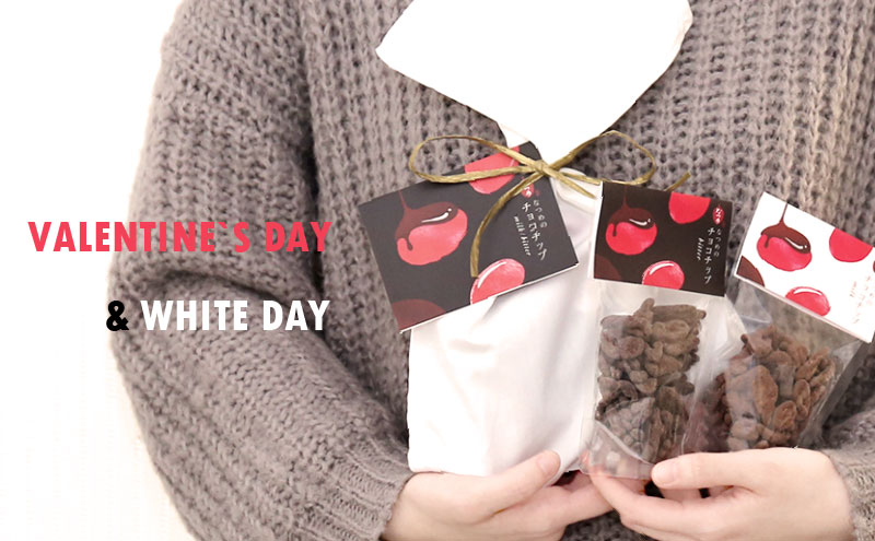 valentainday gift&whiteday giftバナー