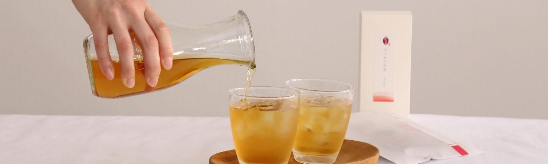 なつめティーはなつめ100%のお茶です。無農薬で大切に育てらてました。