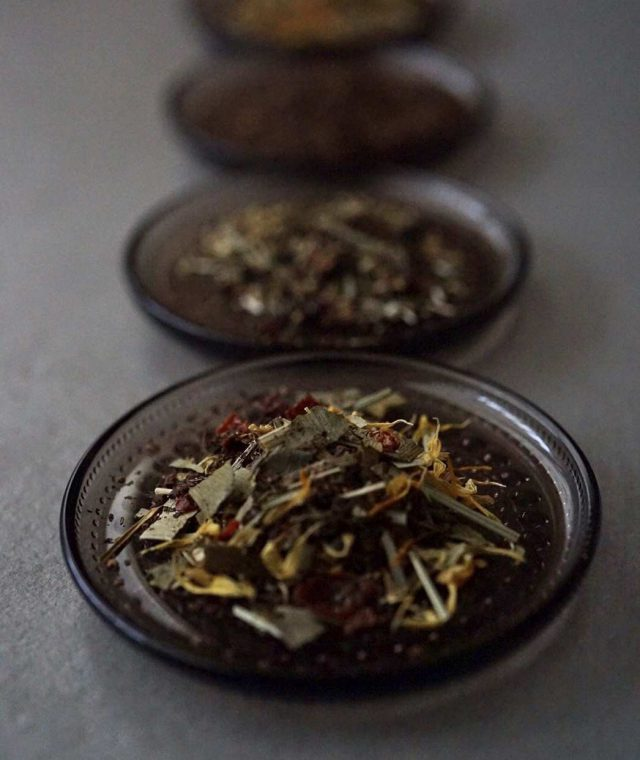 なつめいろの5つのお茶 美容と健康、女性の味方です