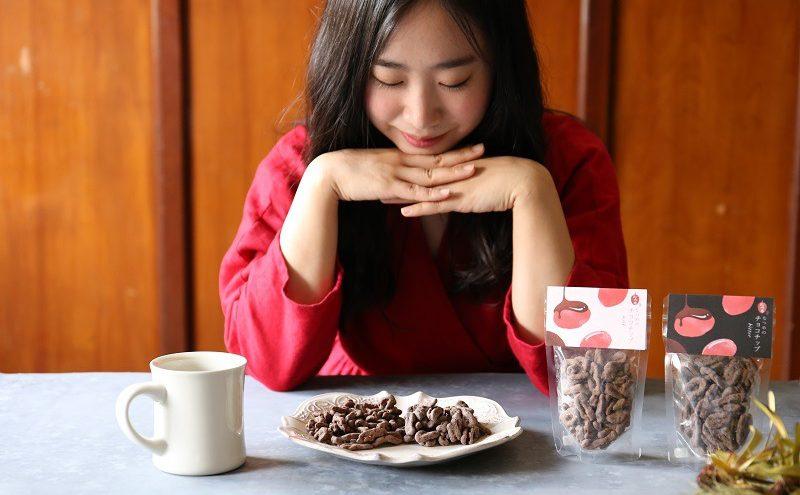 なつめのチョコチップ ポリフェノールがたっぷり