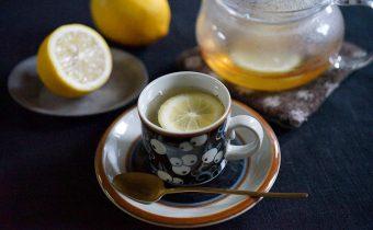 なつめ レシピ「はちみつレモン」