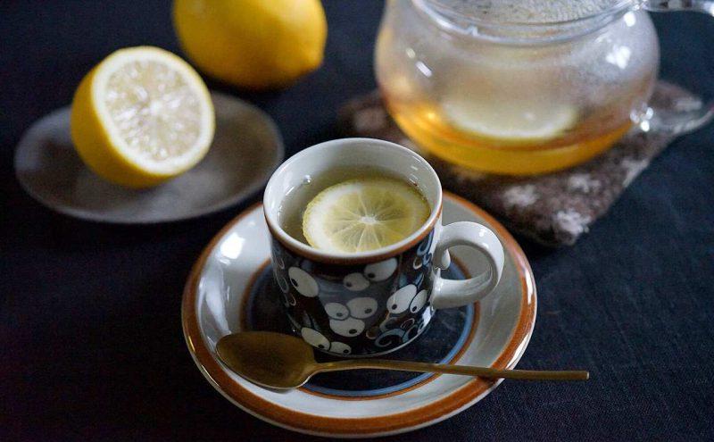なつめ レシピ 「はちみつレモン」