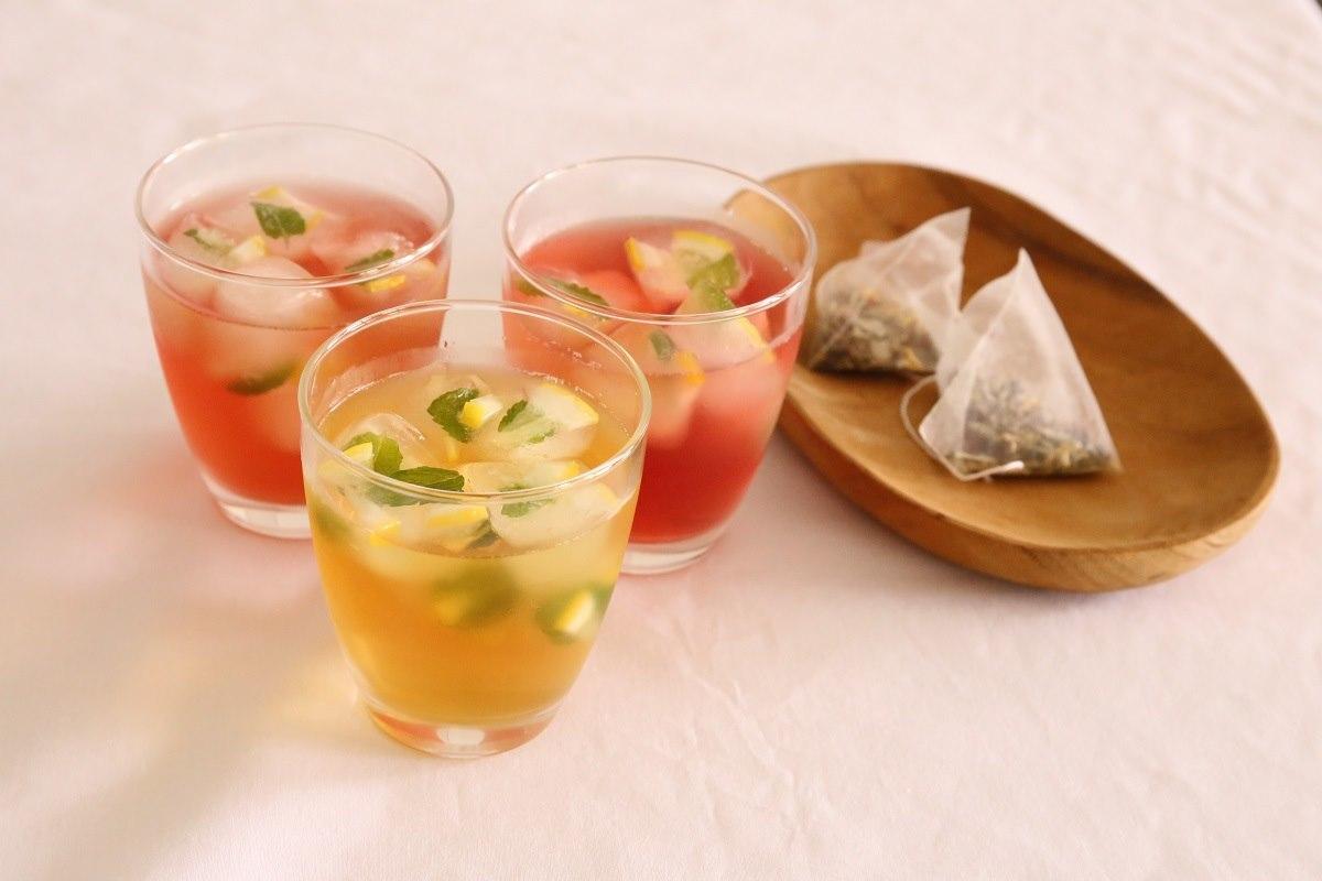 棗とハーブのブレンドティーは美容にアプローチできるお茶です