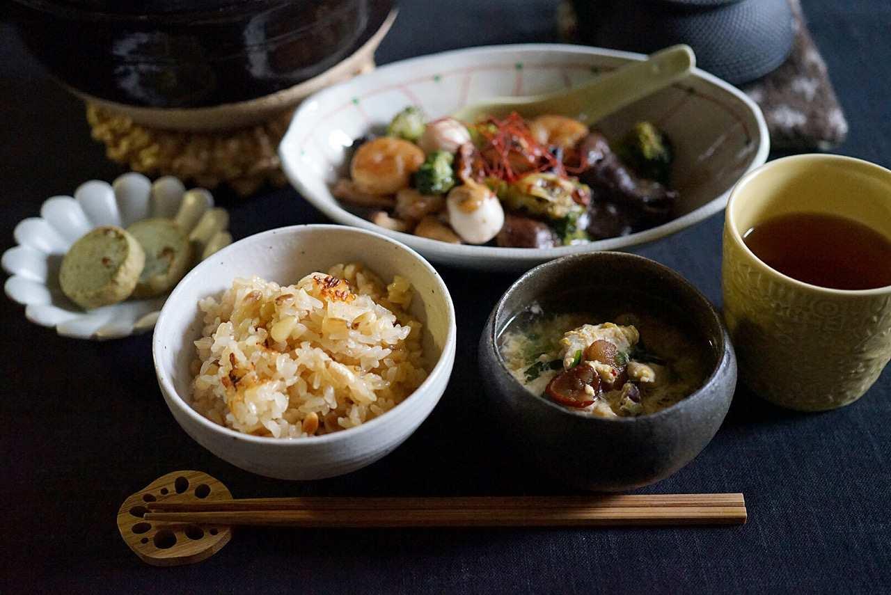 温性の性質をもった食材を使用。2月はまだまだ寒さが残るので要注意です