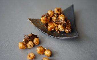 なつめ レシピ 「 キャラメルナッツ」