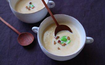 なつめ レシピ「ひよこ豆のスープ」