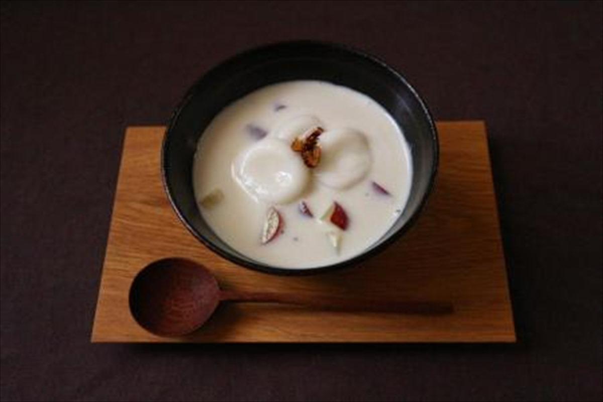 さつまいものココナッツミルクの画像