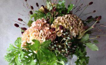 クラシックな花束