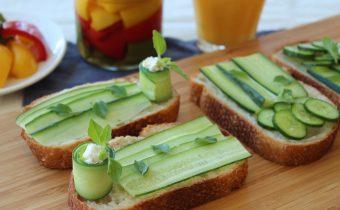 潤いの夏野菜レシピ