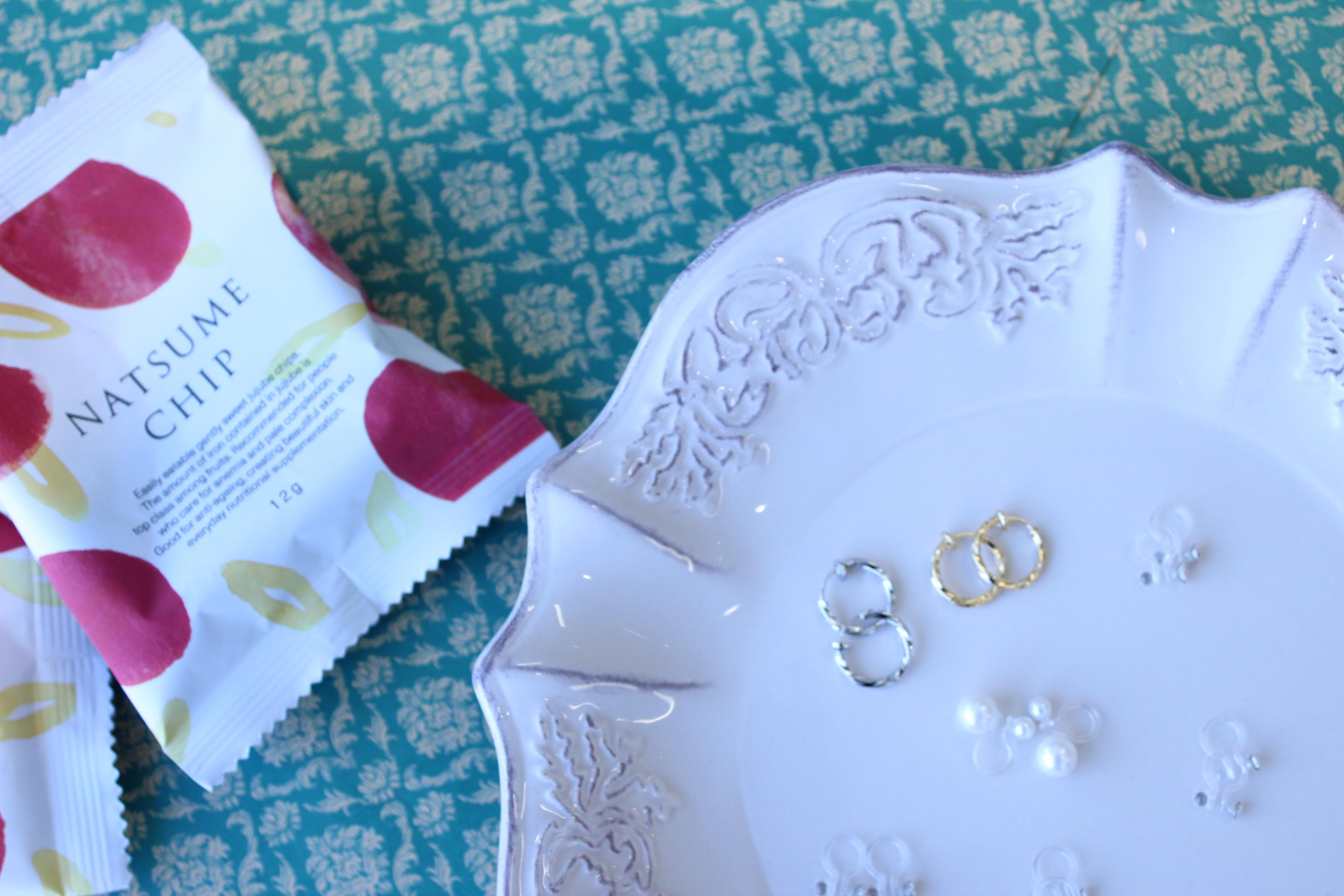 棗(なつめ、ナツメ)のなつめチップ(なつめチップス)はとっても人気。効果・効能は優れており、妊活・更年期・PMS・冷え性に良い